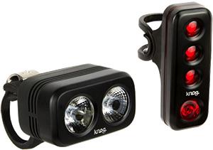 Knog Blinder Road Twinpack bike lights