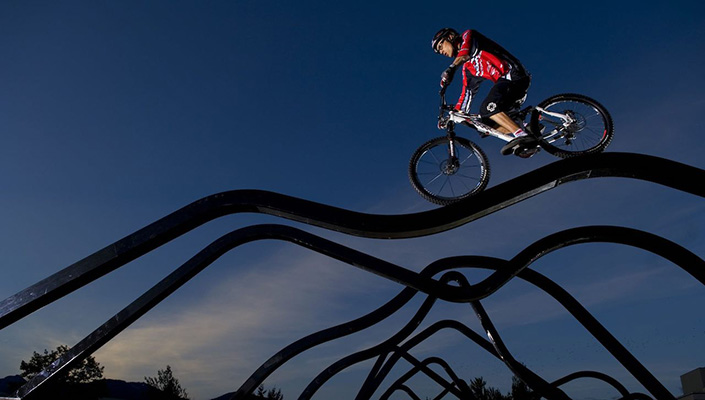 Ryan Leech Bike Skills Coach