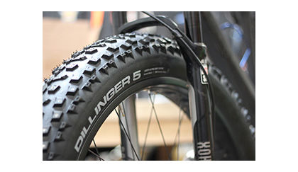 45 North Dillinger 5 Fat Bike Tire