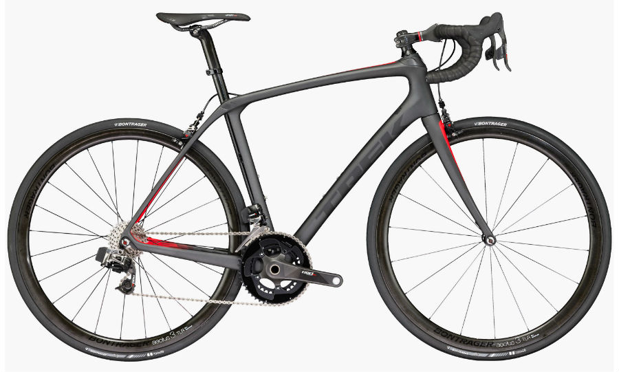 Trek Domane SLR 9 eTap - a dad's dream bike