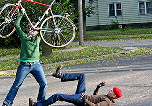 Bike Fight