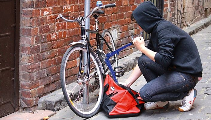 What to do if your bike gets stolen