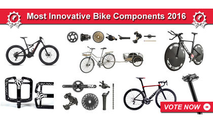 Most Innovative Bike Components of 2016