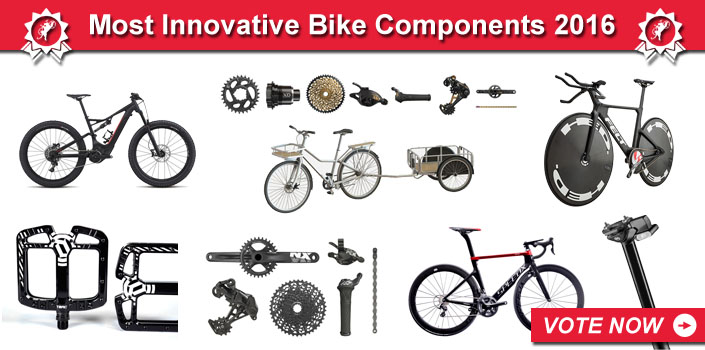 Most Innovative Bicycle Components of 2016