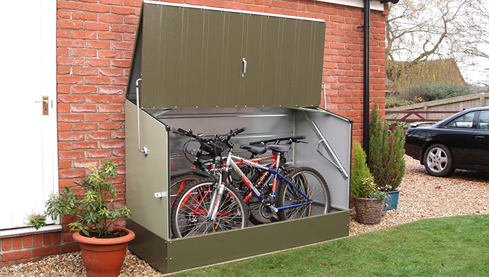 Home Storage Ideas For Your Bike