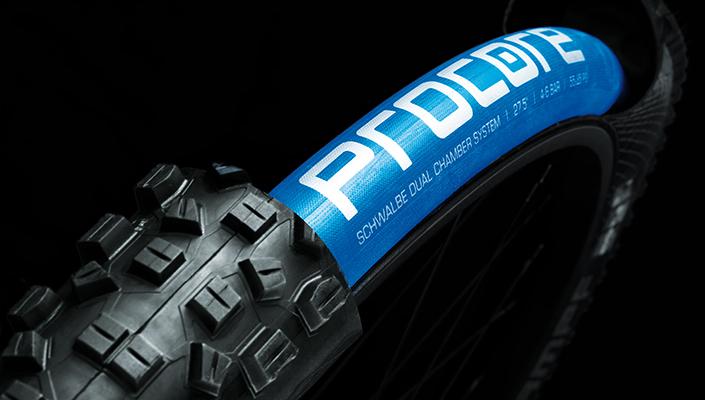 Schwalbe Procore tire system