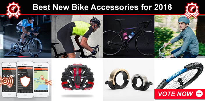 Best new bike accessories for 2016