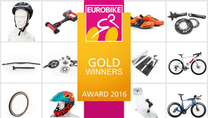 Eurobike Gold Award 2016 Winners