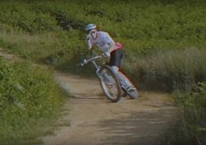 Chris Akrigg Old School mountain biking