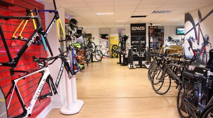 Opening a bike shop