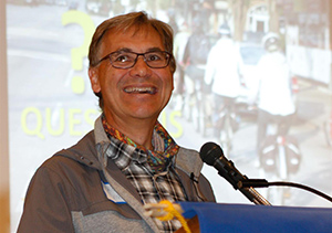 Bruce Mol - safe cycling advocate