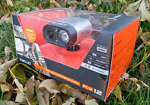 Fly12 camera/light in box
