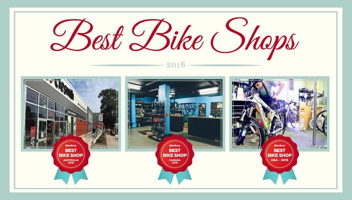 BikeRoar Best Bike Shops for 2016