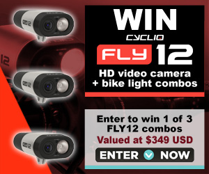 Fly12 HD Video Camera + Bike Light Combos Subscribe and Win Contest by BikeRoar