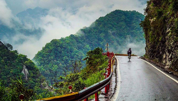 Climbing bikes that beat the Taiwan KOM Challenge