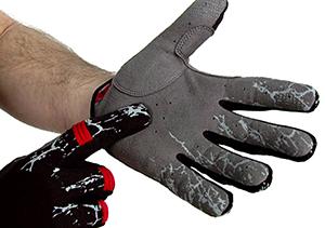 MTB glove fit