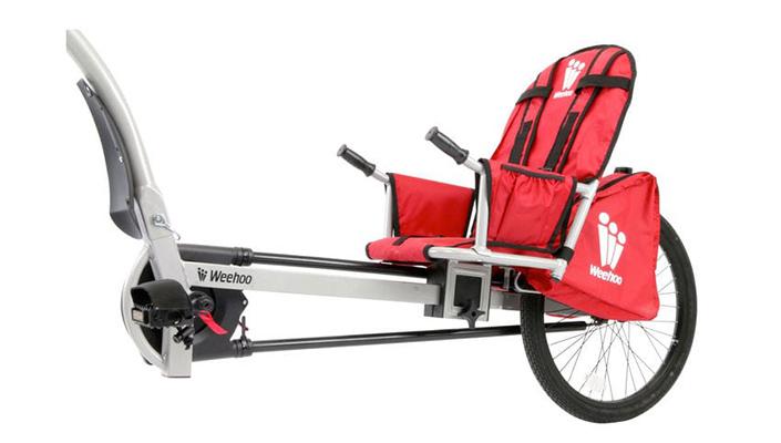 Weehoo Turbo Bicycle Trailer for Kids