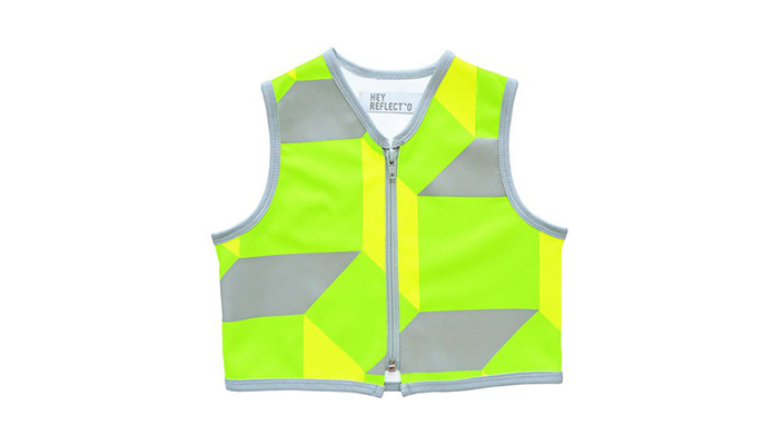 Hey Reflect'o Hi-Visibility Vest