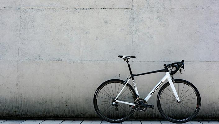 Bond Bikes Custom Aluminum Frames