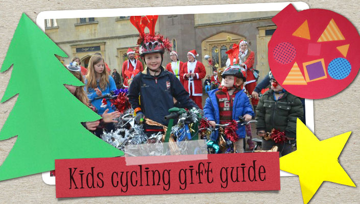 Kids cycling gift guide