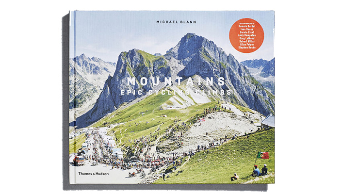 'Mountains: Epic Cycling Climbs' Book
