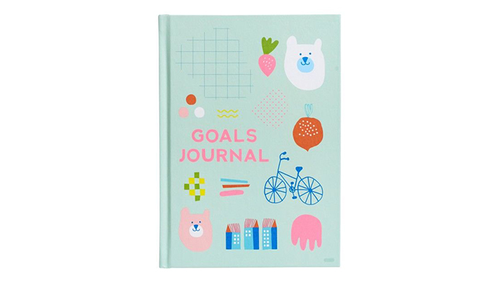 Kiki K Goals Journal