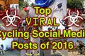 Most viral social posts of 2016