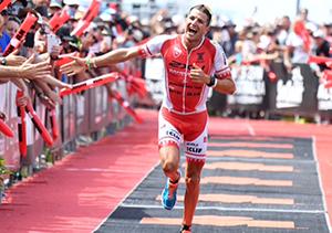 Terenzo Bozzone wins Western Australia Ironman