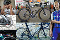 Sagan boonen disc brake bikes