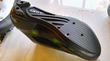 DMT cycling shoes new FG CONCEPT sole