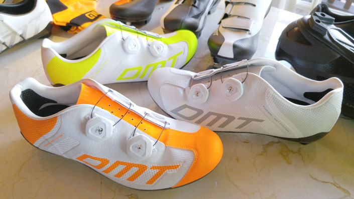 DMT R1 Summer carbon cycling shoes