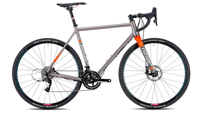 Niner RLT9 Steel gravel bike