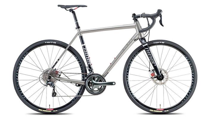 Niner RLT9 aluminum gravel bike