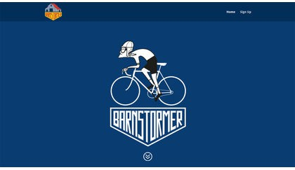 DeFeet Barnstormers Adventure Cycling Club screenshot