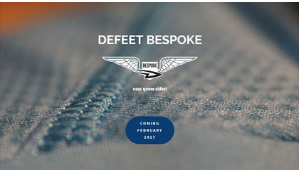DeFeet Bespoke screenshot