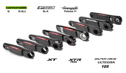 Pioneer single-leg power meters
