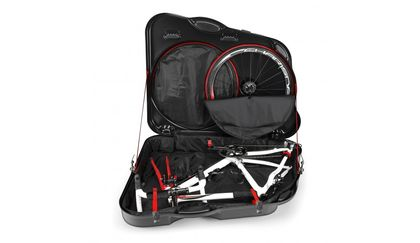 Scicon Aerotech Evolution TSA Bike Box Hard Case inside