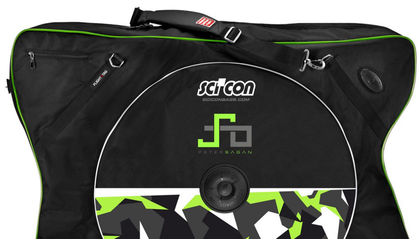 Scicon bike case for Peter Sagan