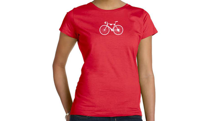 Bike Love Women's Tee