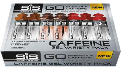 Science in Sport GO Caffeine Energy Gels