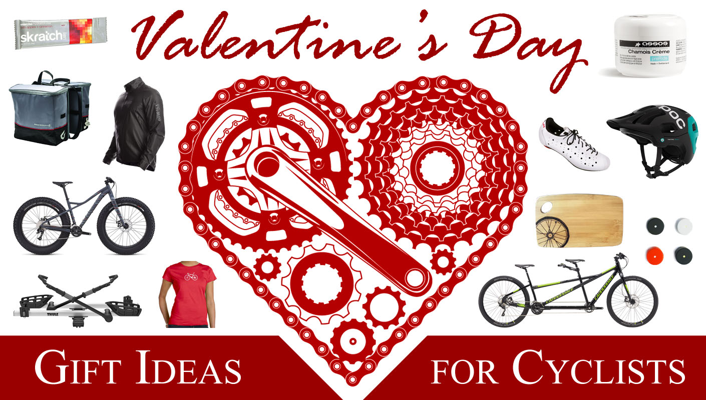 Valentine's Day Gift Ideas for Cyclists
