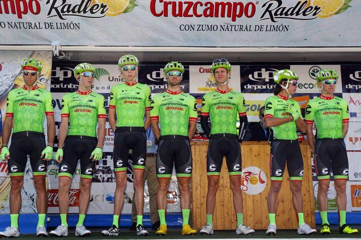 Cannondale-Drapac Team at Ruta Del Sol