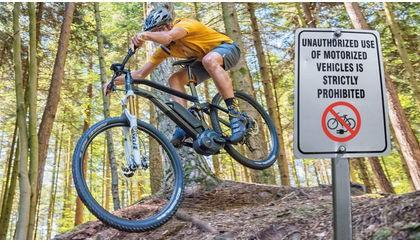 Trail Troubles: The E-Bike Controversy