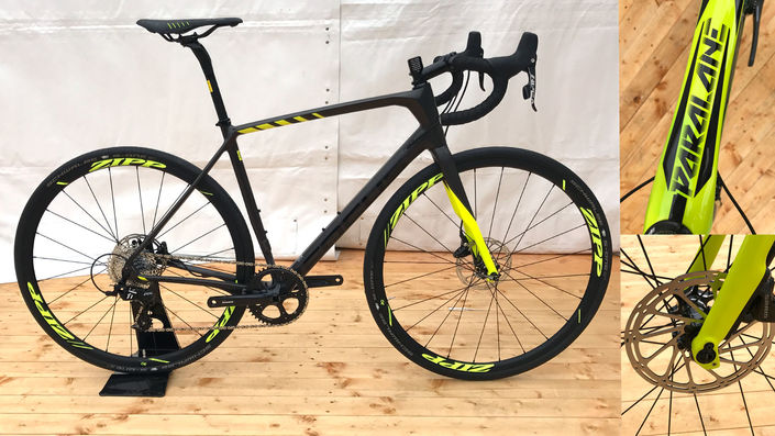 Review: Focus Paralane disc endurance bike:
