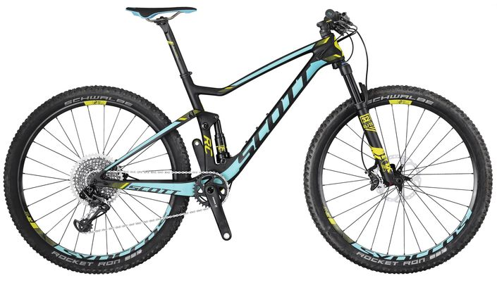 Scott Contessa Spark RC 700 women's cross country mountain bike