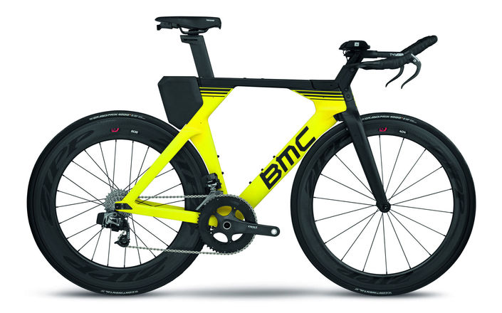 BMC Timemachine TM01 eTap Time Trial Bike