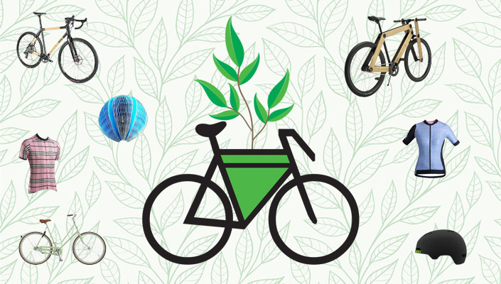 Eco-Friendly Bike Gear