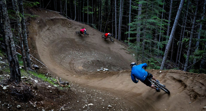 Bike parks are opening - go enjoy one! via Whistler.com