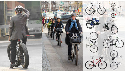 8 Favorite Commuter Bikes