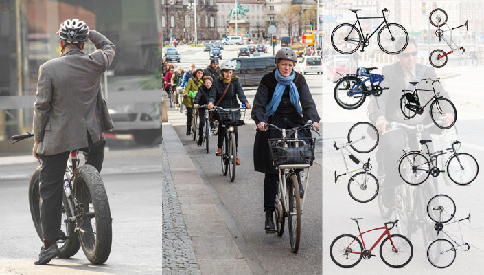 8 Favorite Commuter Bikes